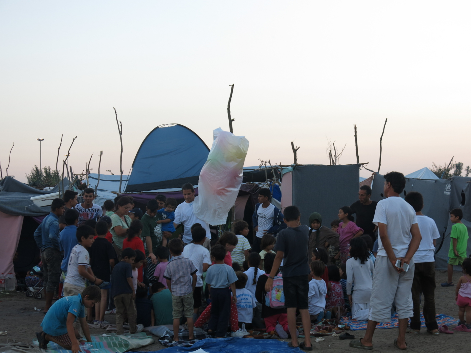 Hungary stoops to new low with plan to round up asylum seekers in container camps