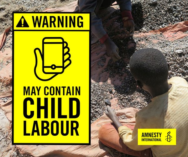 warning may contain child labour