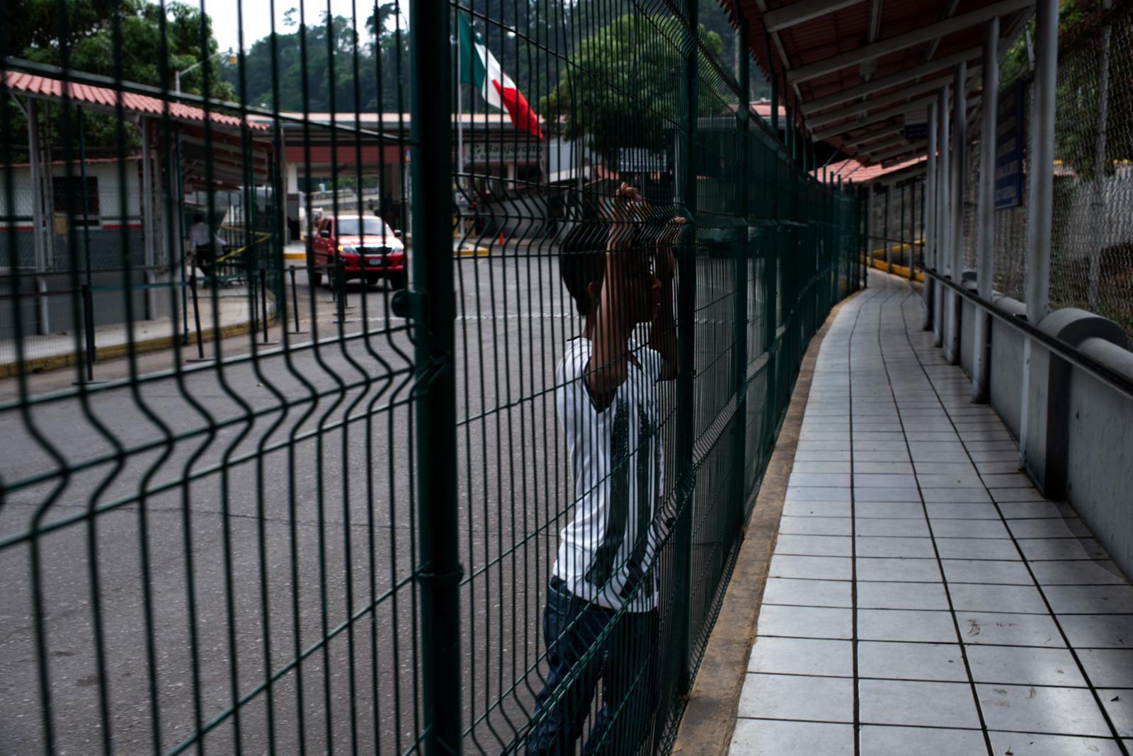 Central America turns its back on hundreds of thousands fleeing 'war-like' violence
