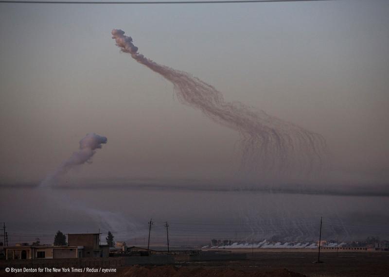 Iraq: Use of white phosphorus munitions puts civilians at grave risk