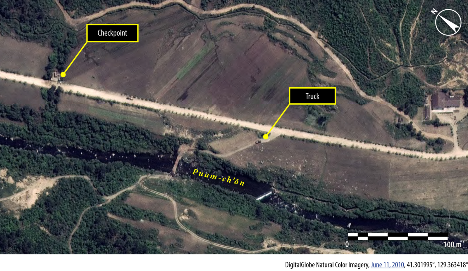 North Korea prison camps very much in working order
