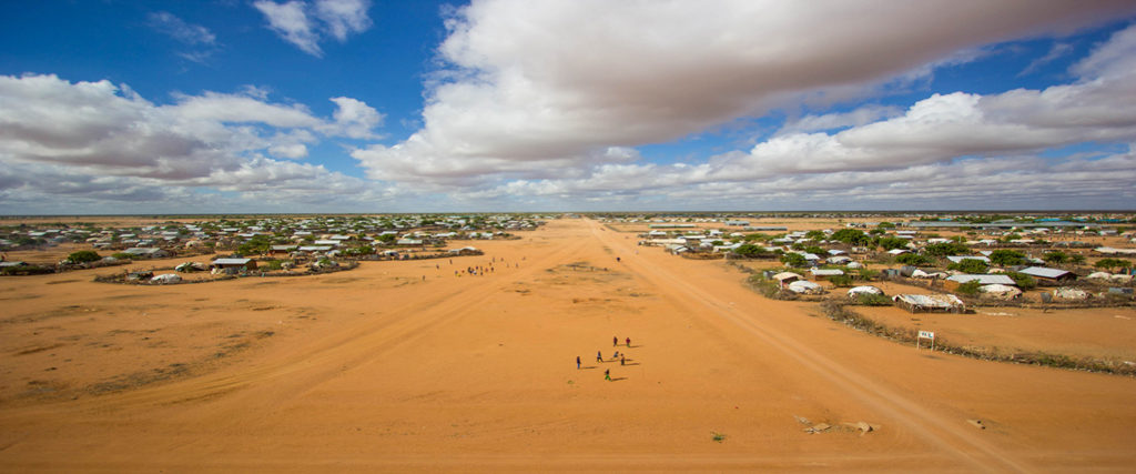 Dadaab Refugee camp - Kenya
