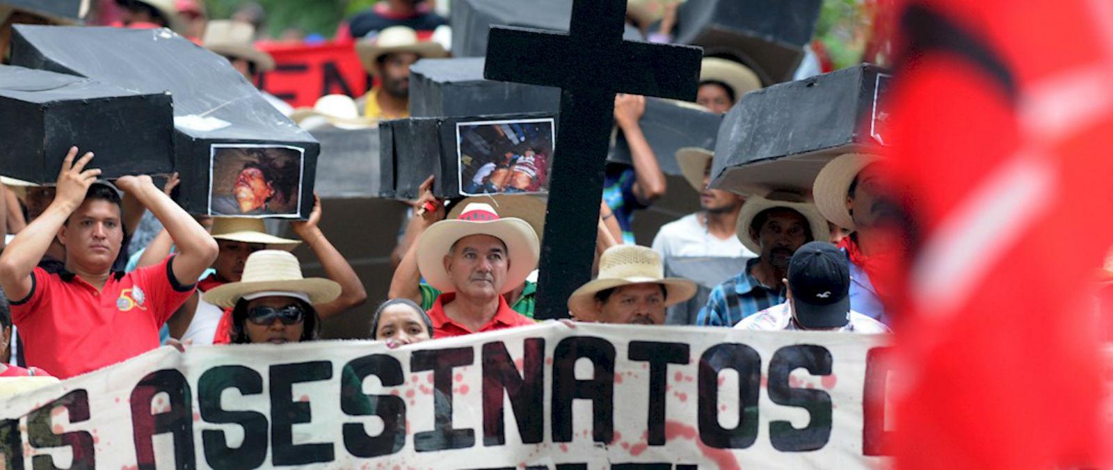 Honduras: Stop the murders of Human Rights Defenders