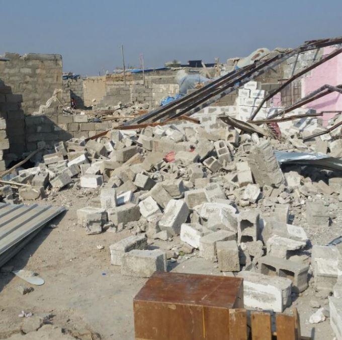 Iraq: Kurdish authorities bulldoze homes and banish hundreds of Arabs from Kirkuk