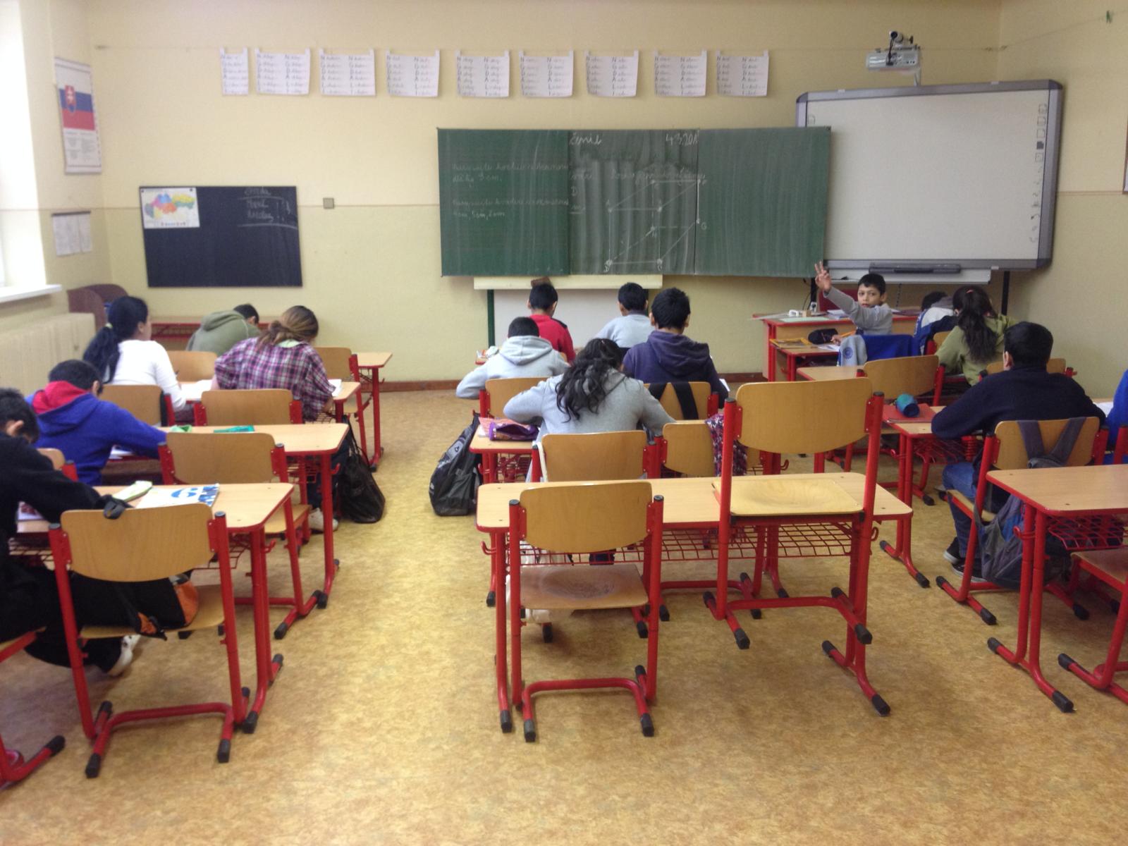 A Lesson in Discrimination: Segregation of Romani children in Primary Education in Slovakia