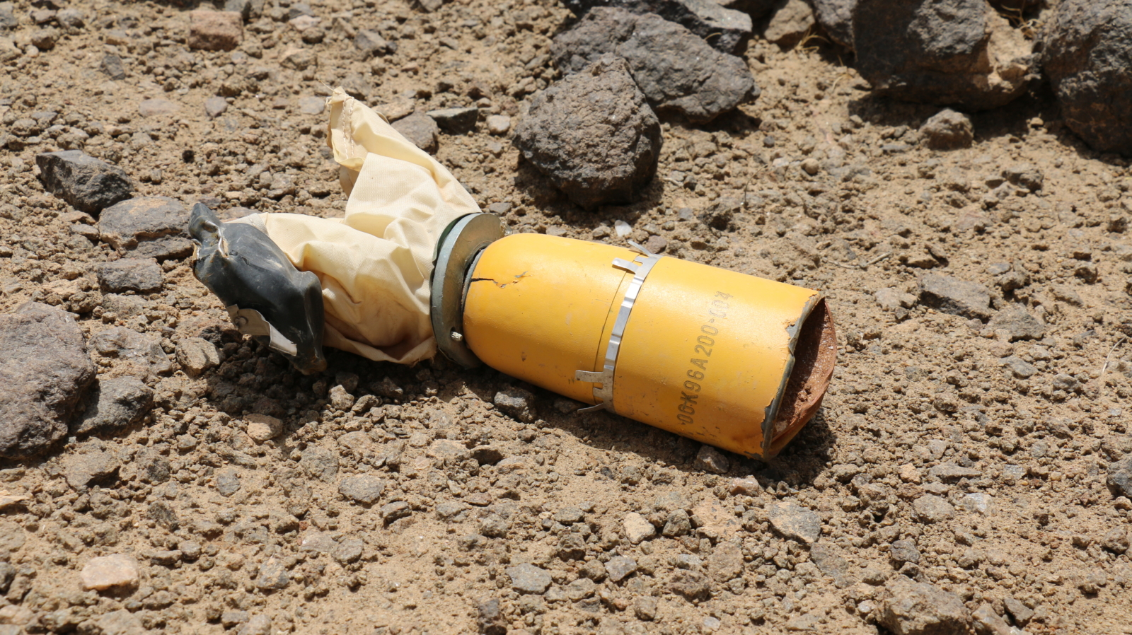 Yemen: Saudi Arabia-led coalition uses banned Brazilian cluster munitions on residential areas