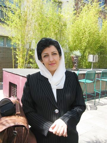 Narges Mohammadi - Amnesty International Ireland