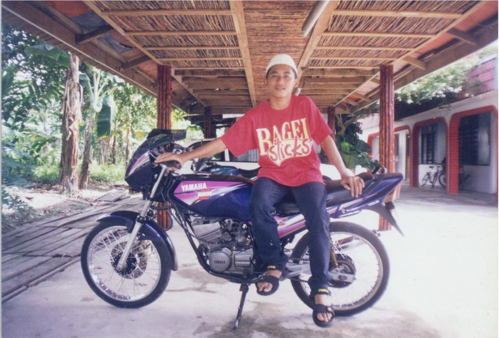 This picture is of Shahrul Izani at age 18 just after finishing secondary school and most recent prior to being arrested.  Shahrul Izani Suparman was convicted of possessing 622 grams of cannabis with intent to deliver. Shahrul was 19 years old when he was arrested on Sept. 25, 2003. Malaysia's Dangerous Drugs Act carries a death sentence by hanging.