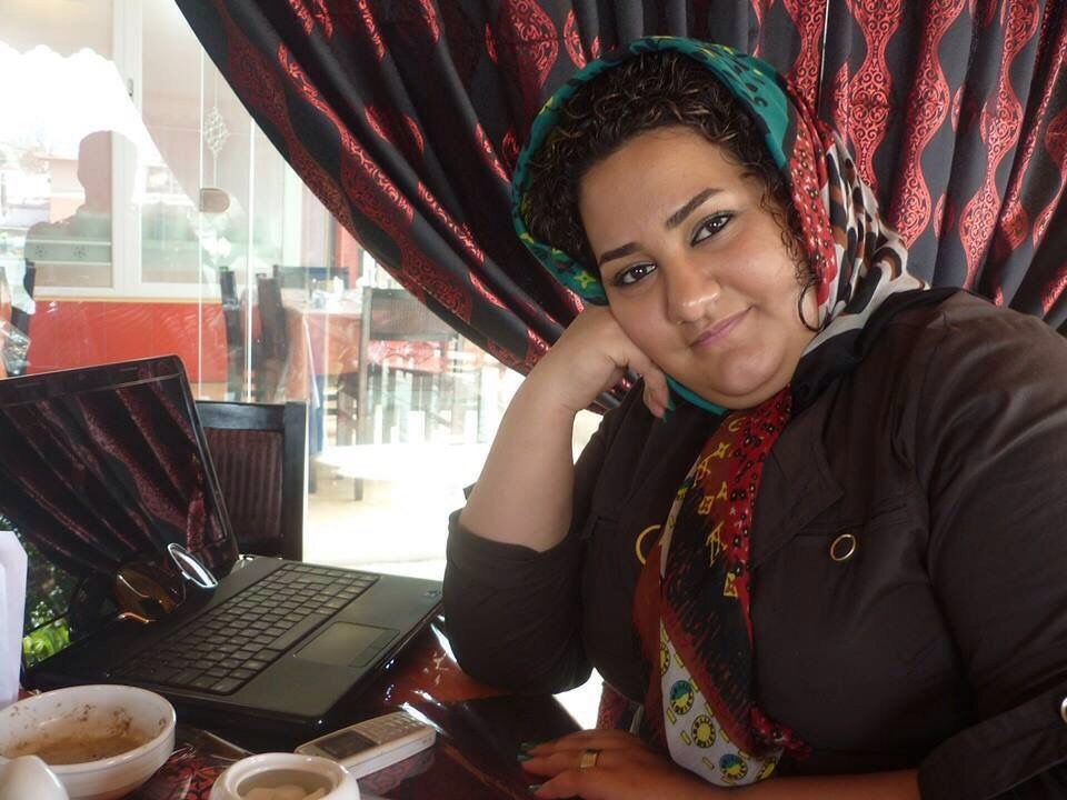 "Atena Daemi, a 27-year-old anti-death penalty and civil society activist, was sentenced to 14 years in prison on 12 May 2015. The punishment includes seven years for ""gathering and colluding against national security"" and ""spreading propaganda against the system"". She was also sentenced for ""concealing evidence"" and for ""insulting the founder of the Islamic Republic of Iran and the Supreme Leader""."