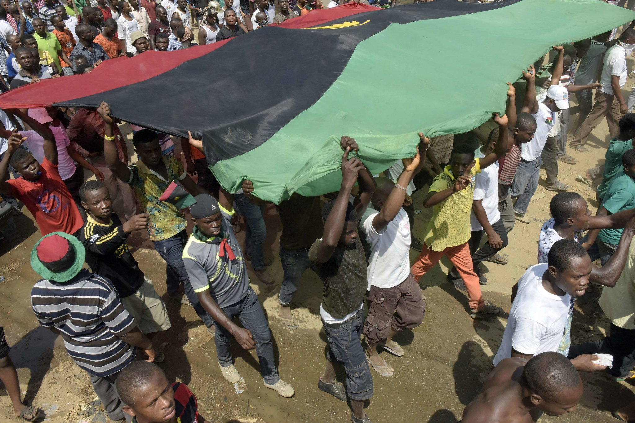 Nigeria: Security forces must avoid repression of Biafra day protests