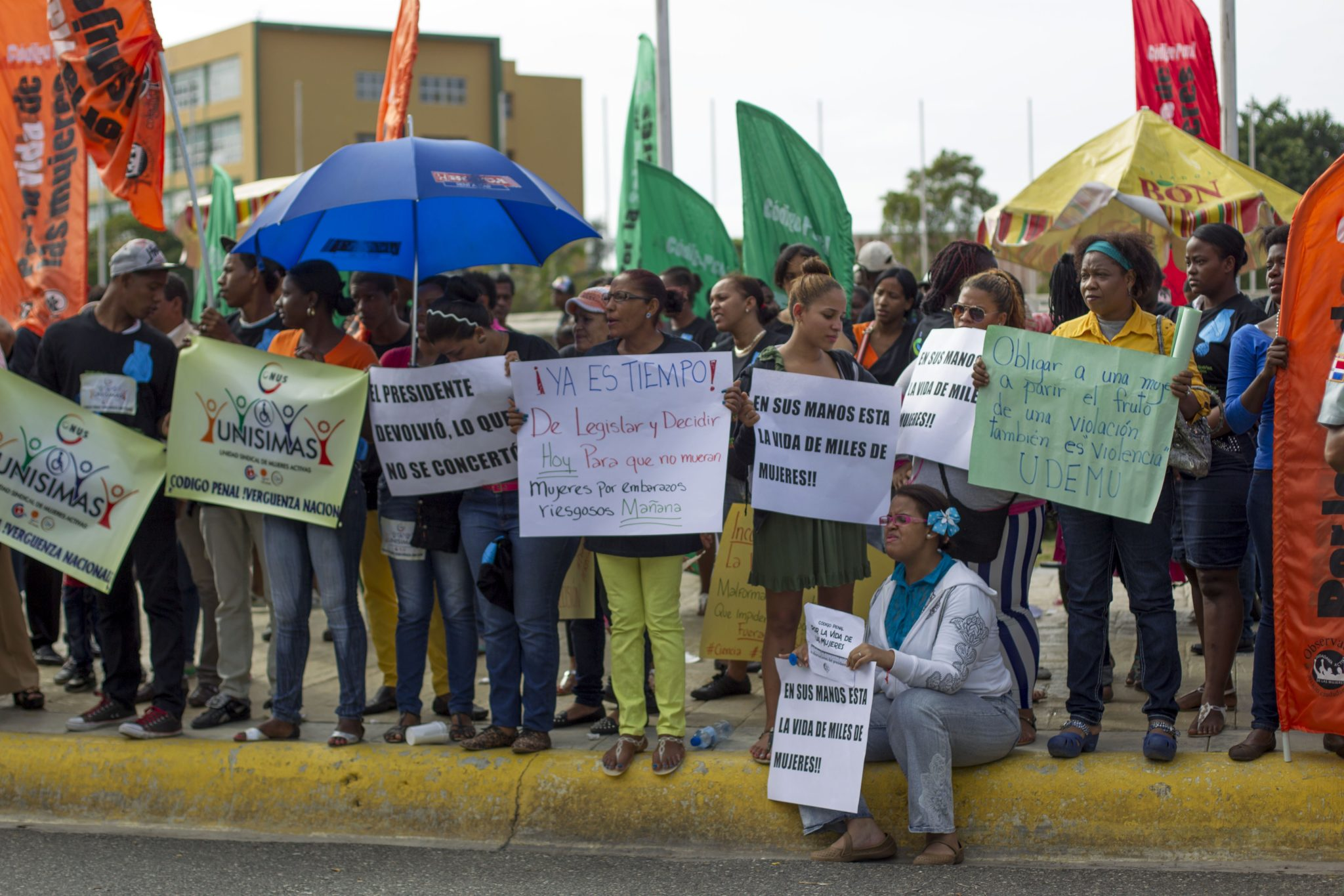 Dominican Republic: Vote against decriminalisation of abortion, a betrayal to women