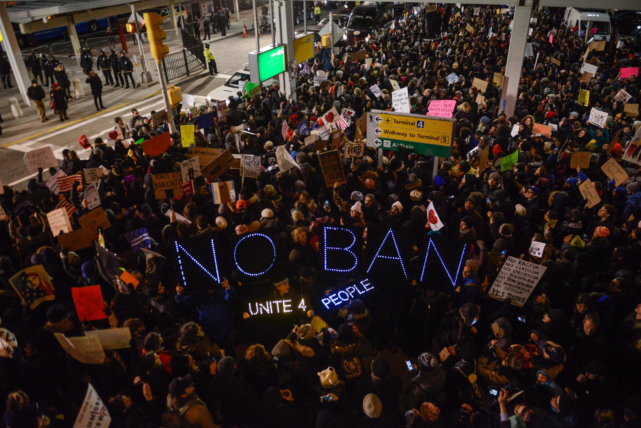 USA: Refugee Ban Could Have Devastating Effect