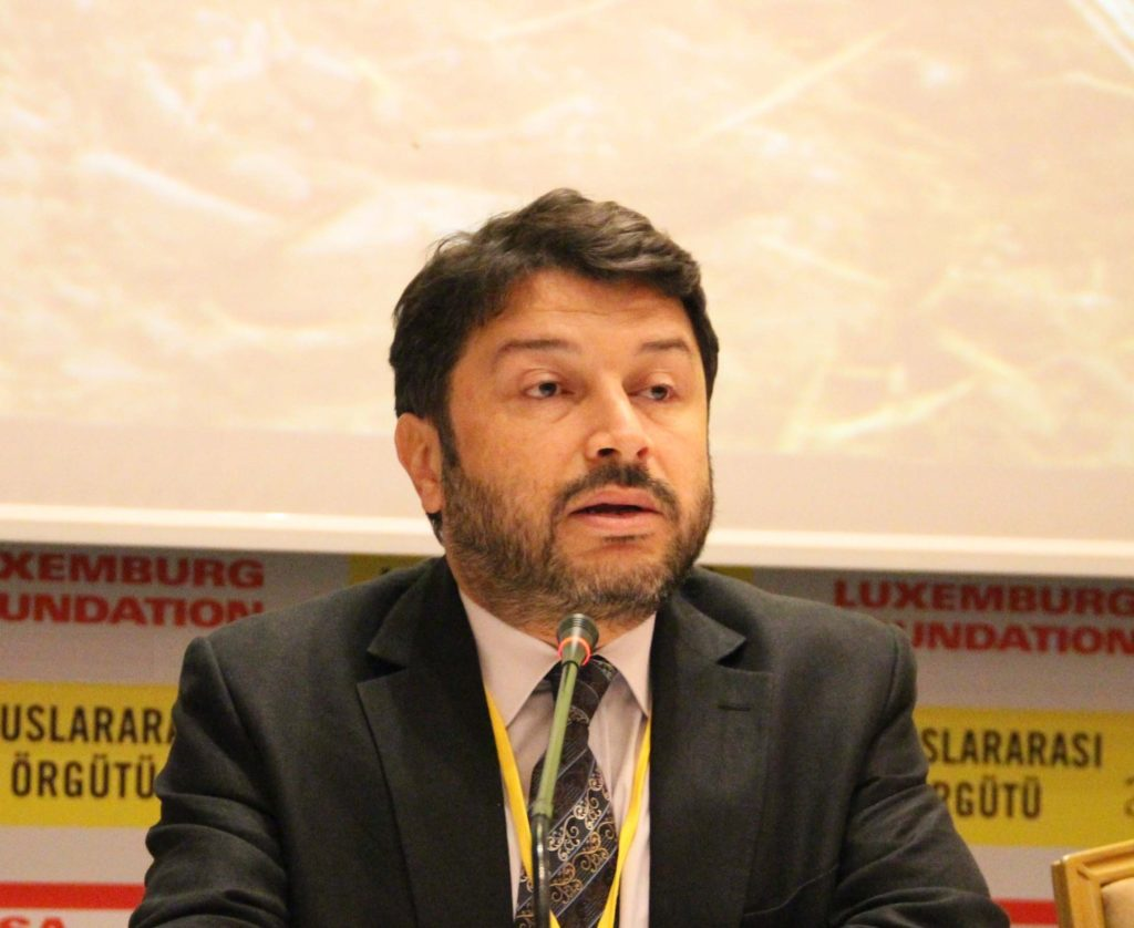 Taner Kili, Chair of Amnesty International Turkey