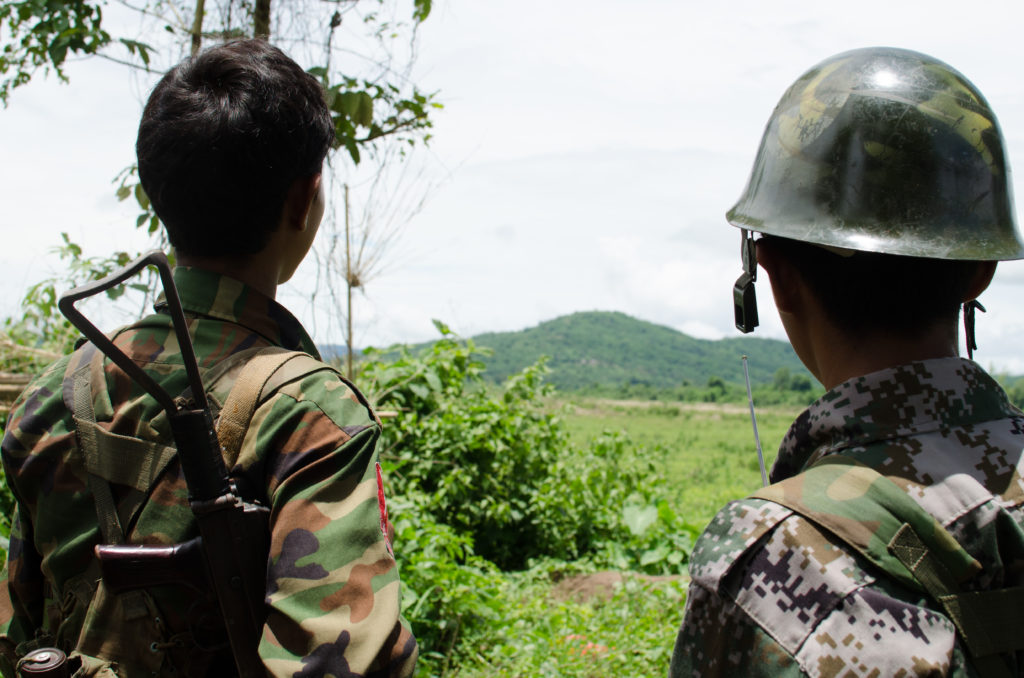239831_Conflict in northern Myanmar