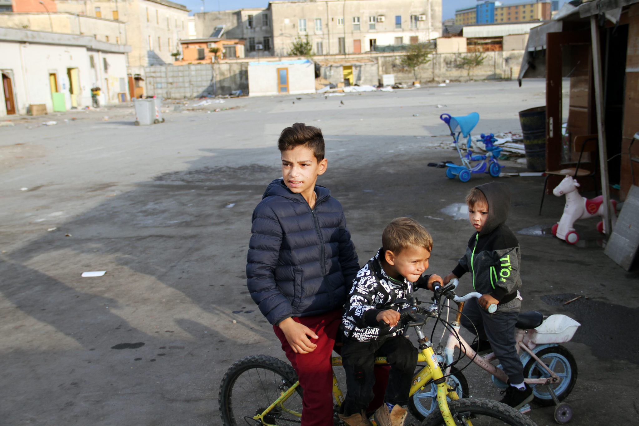 European Commission must deliver justice for Italy's Roma