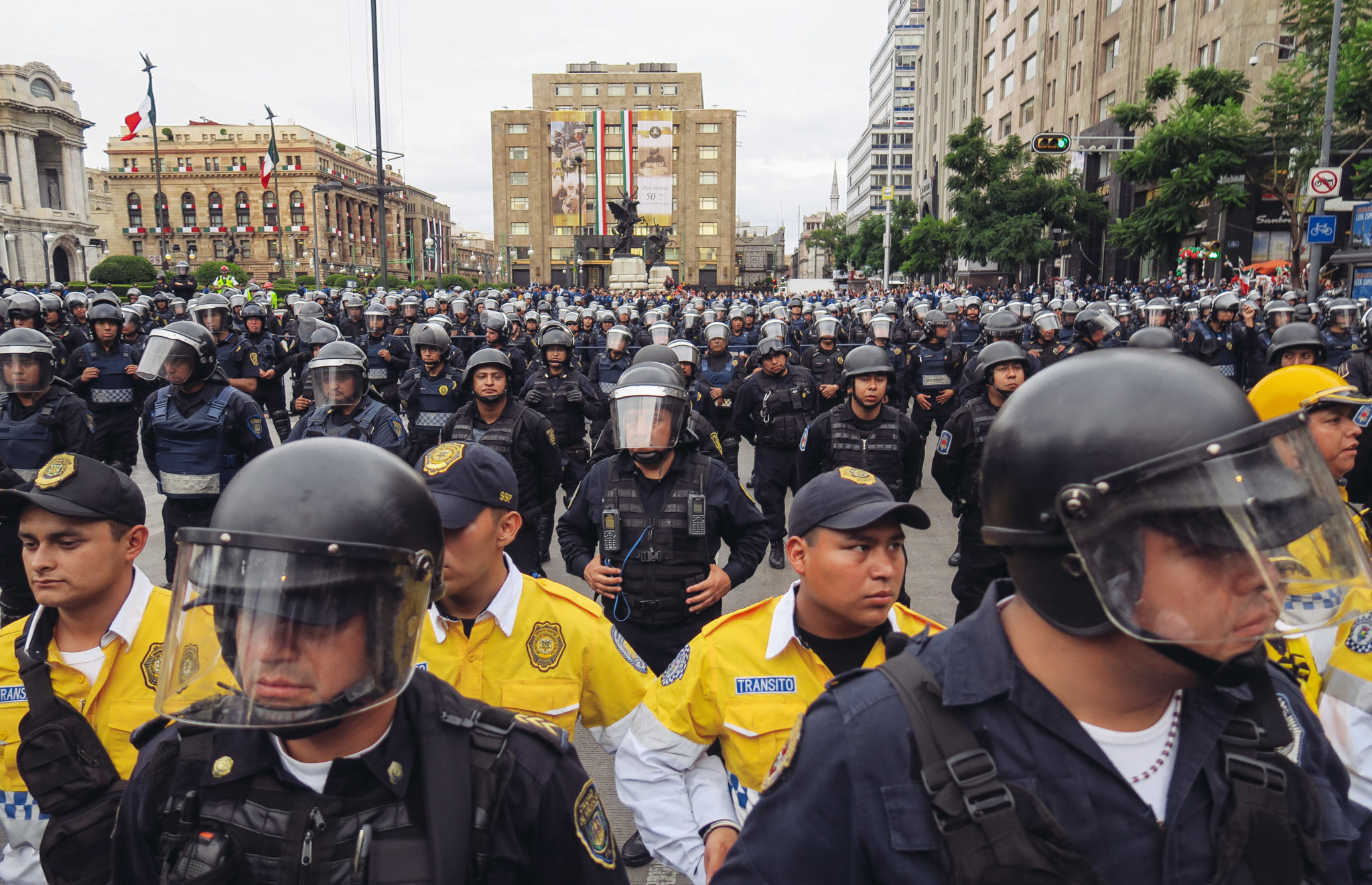 False suspicions: Arbitrary detentions by police in Mexico