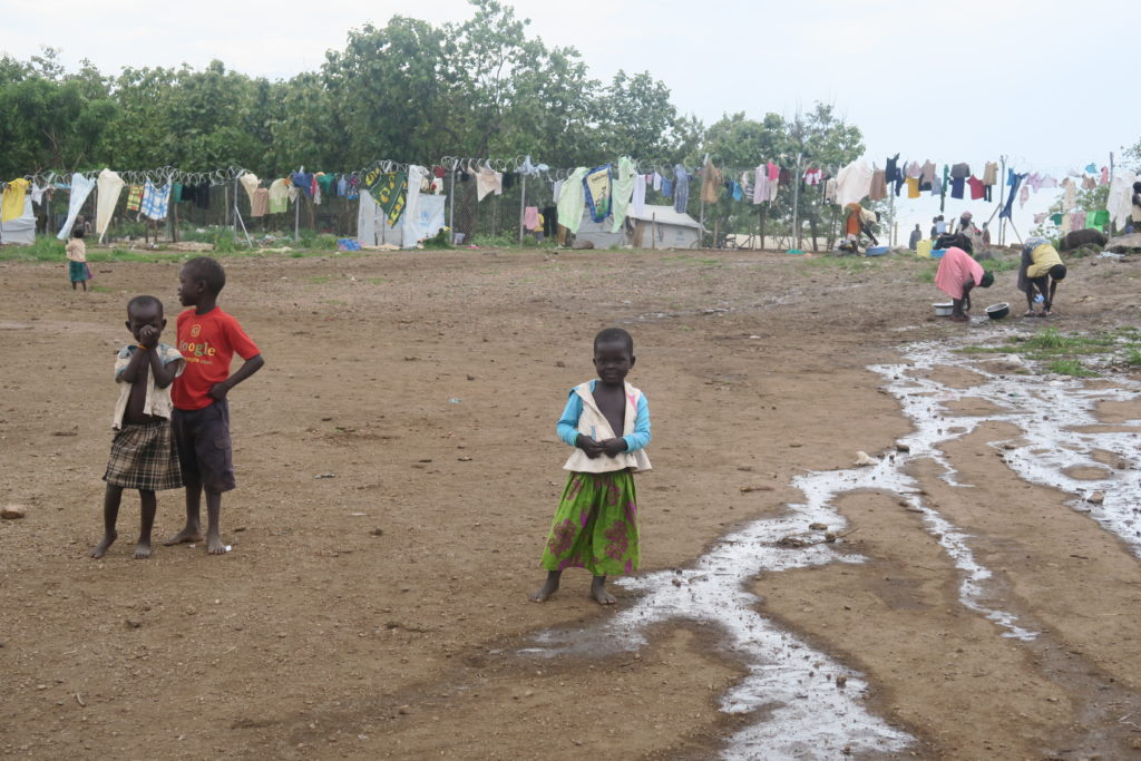 240590_South Sudan refugees in Uganda