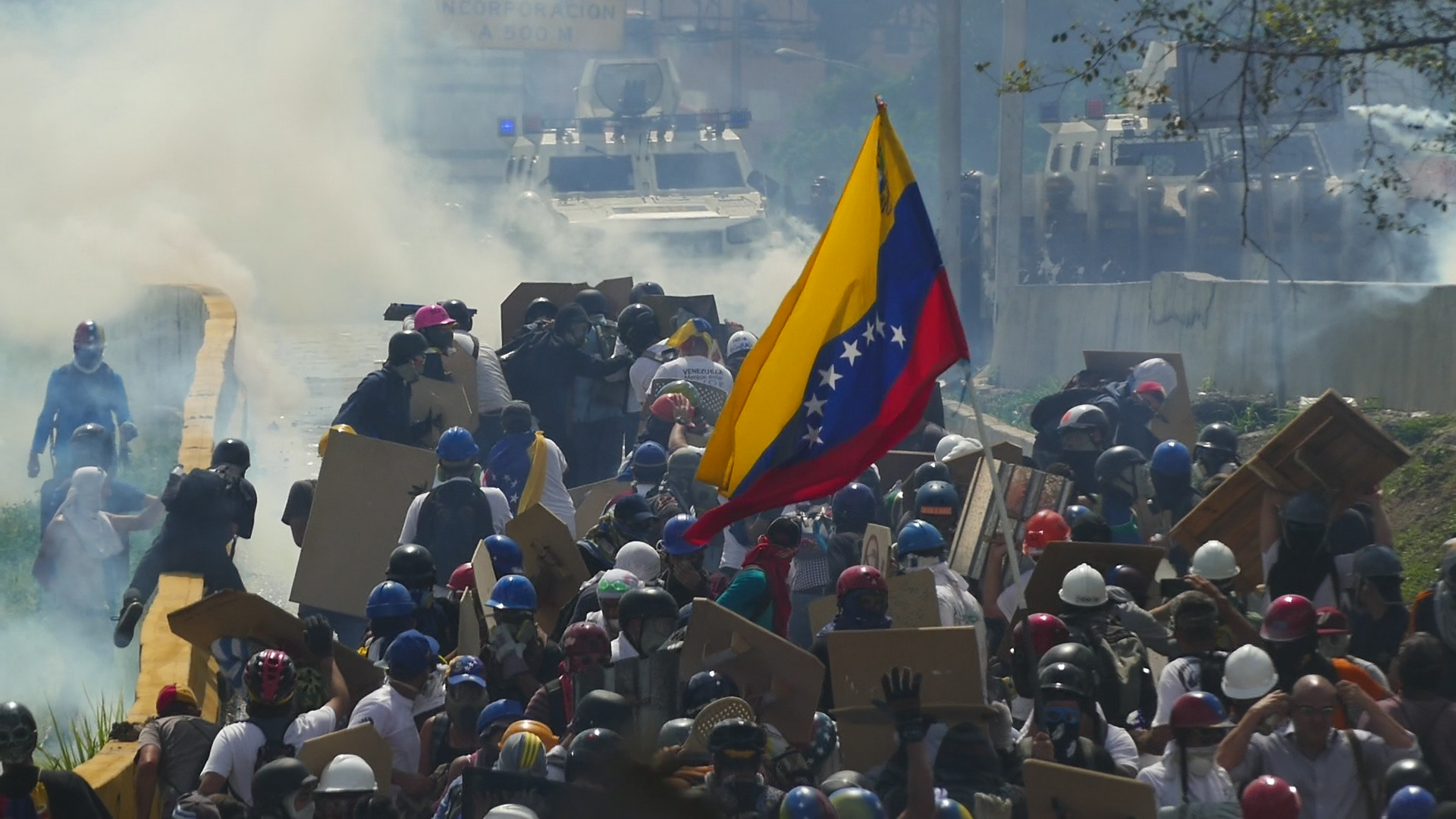 Venezuela: Acts of violence highlight government's disregard for human rights