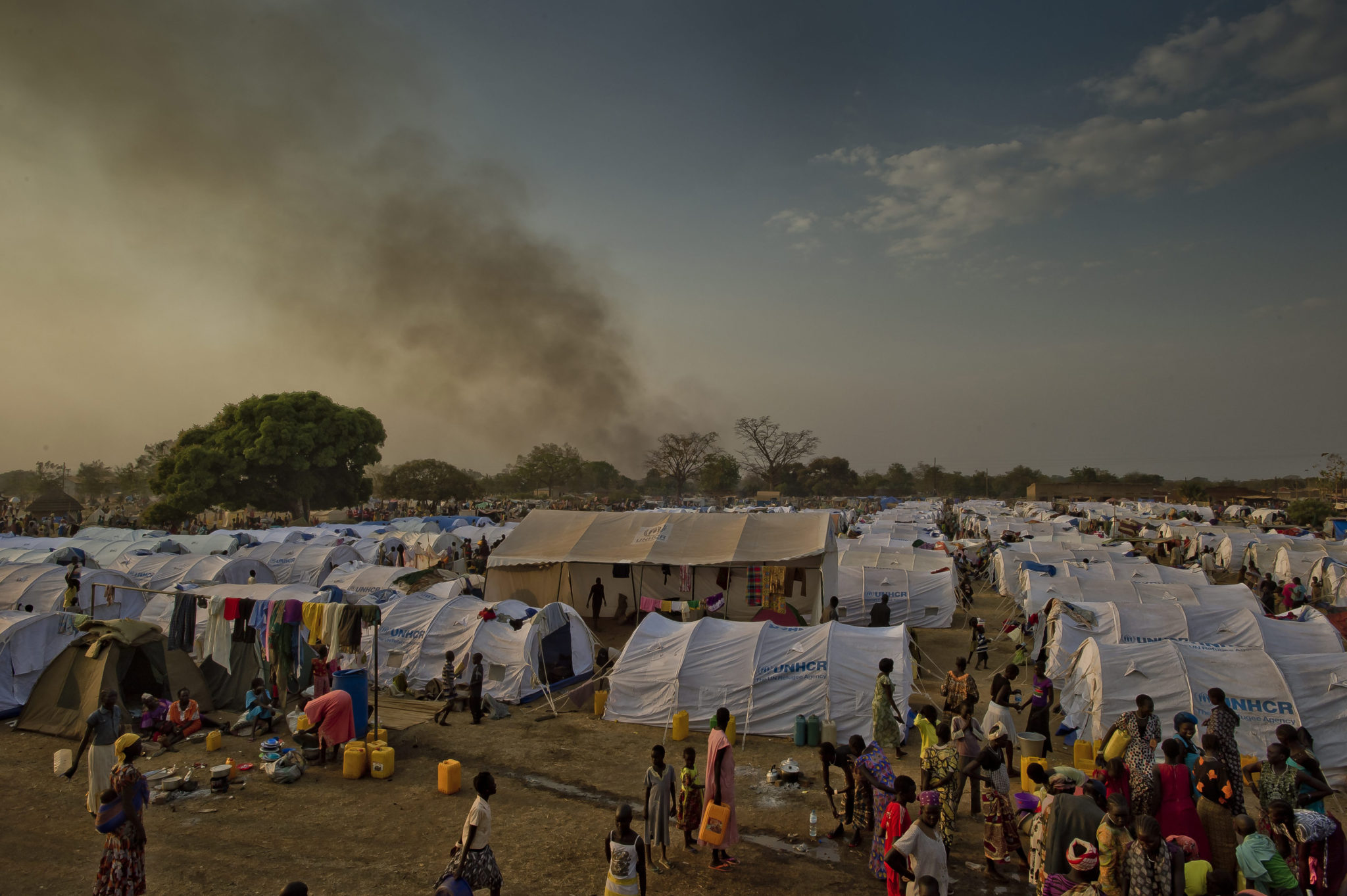 Uganda: International community must avert growing crisis as number of South Sudanese refugees reaches a million