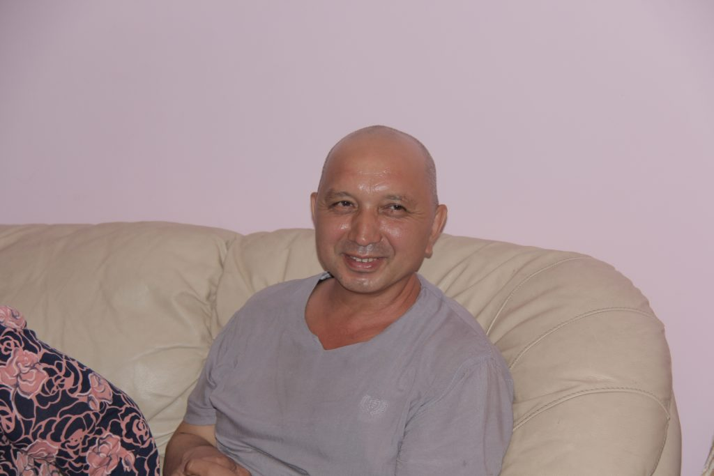 Erkin Musaev, a former Uzbekistani Ministry of Defence official, has finally been released!   Erkin was sentenced to 20 years in jail in 2007 after a series of unfair trials