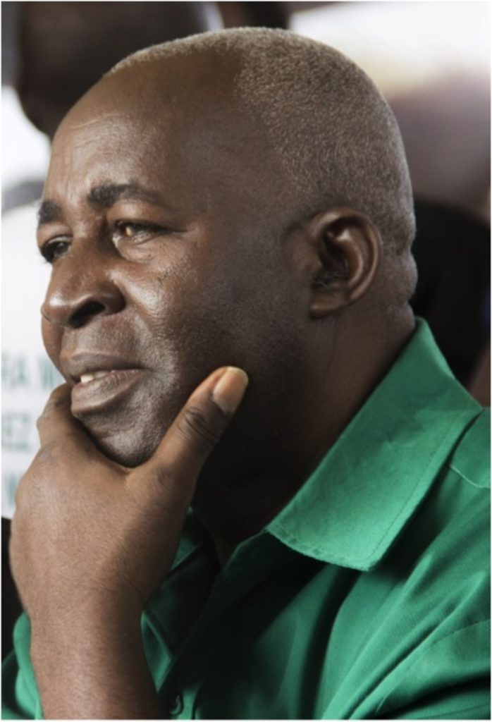 Pierre-Claver Mbonimpa, human rights defender from Burundi, undated photo.  Pierre-Claver Mbonimpa, a Burundian human rights defender, was arrested during the night of 15 to 16 May and is detained on spurious charges relating to state security after making declarations on Burundian radio.