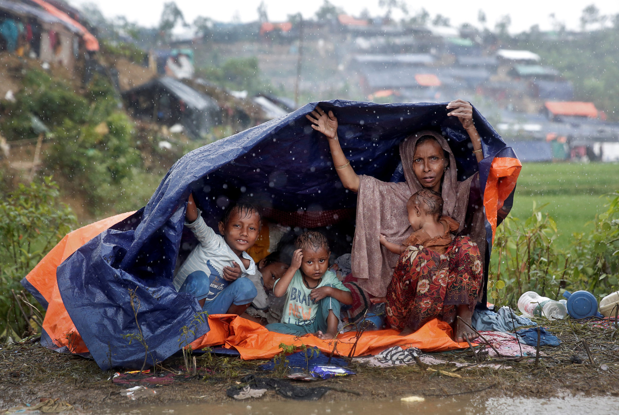 Myanmar/Bangladesh: Rohingya refugees must not be forced home to abuse and discrimination
