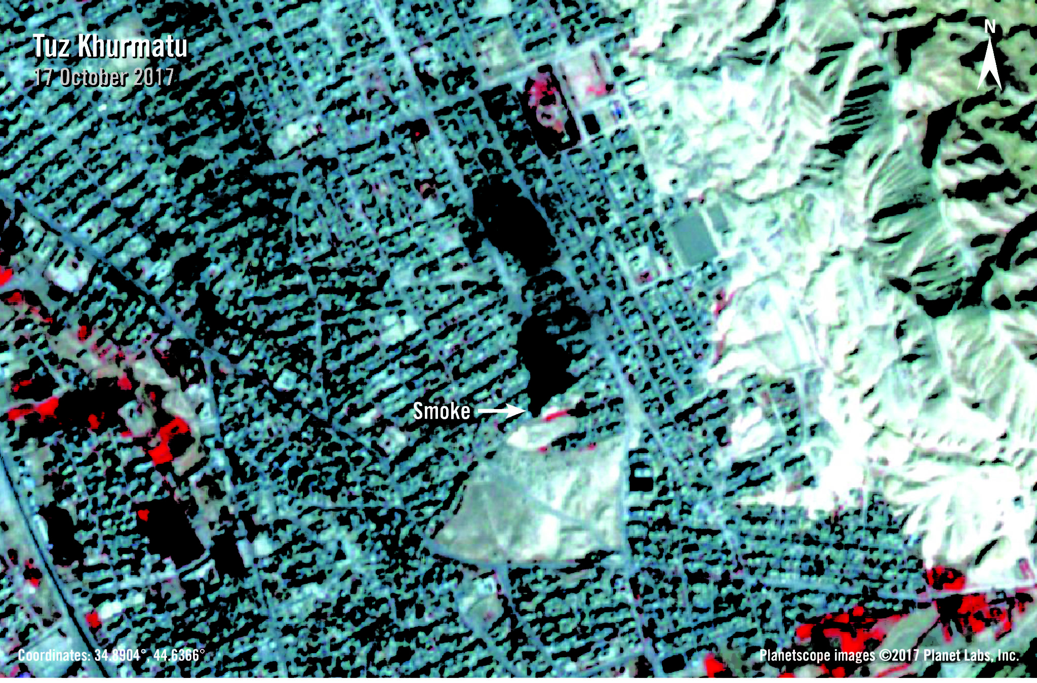 Iraq: Fresh evidence that tens of thousands forced to flee Tuz Khurmatu amid indiscriminate attacks, lootings and arson