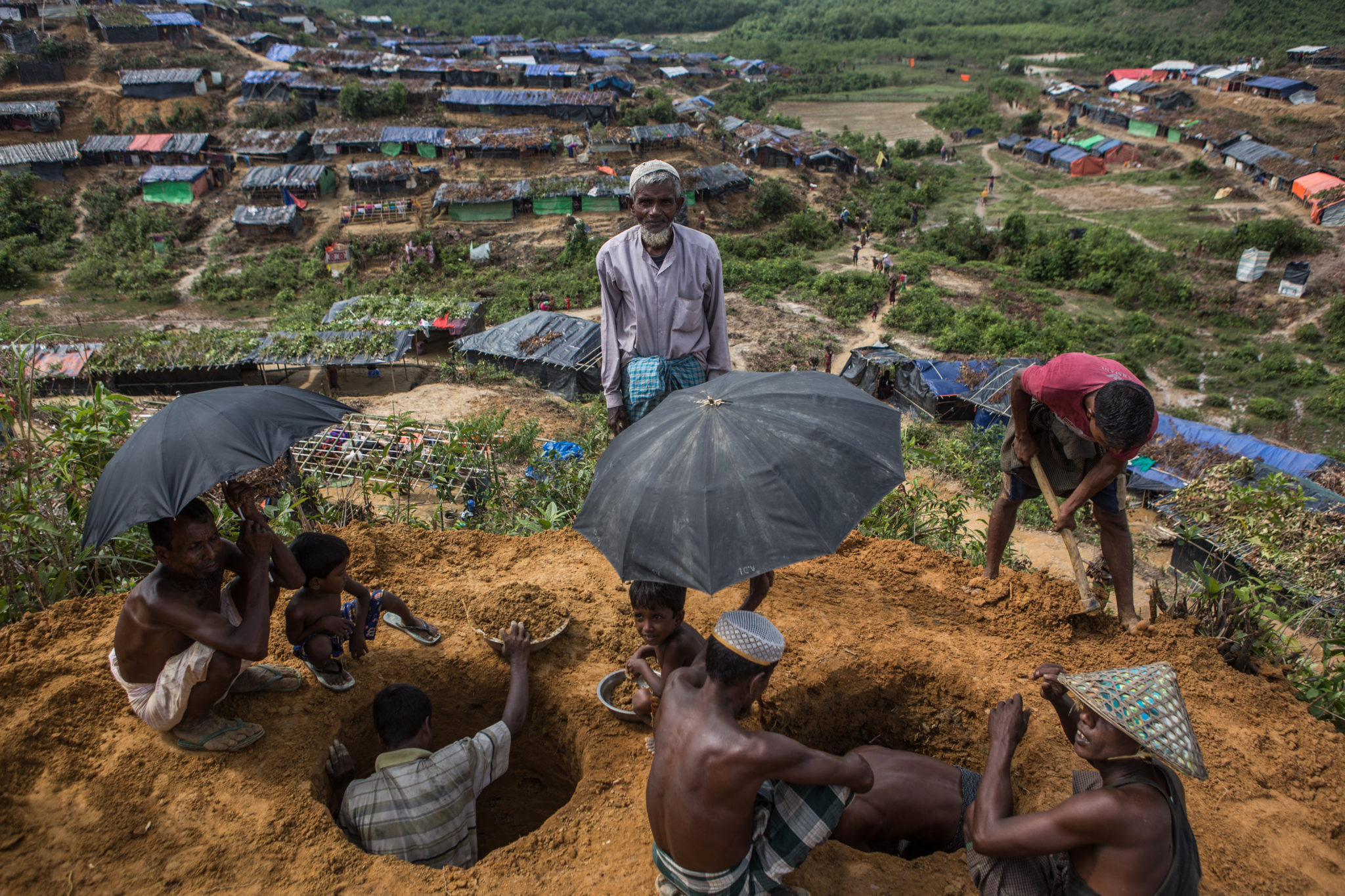 Myanmar: New evidence of systematic campaign of crimes against humanity to terrorise and drive Rohingya out