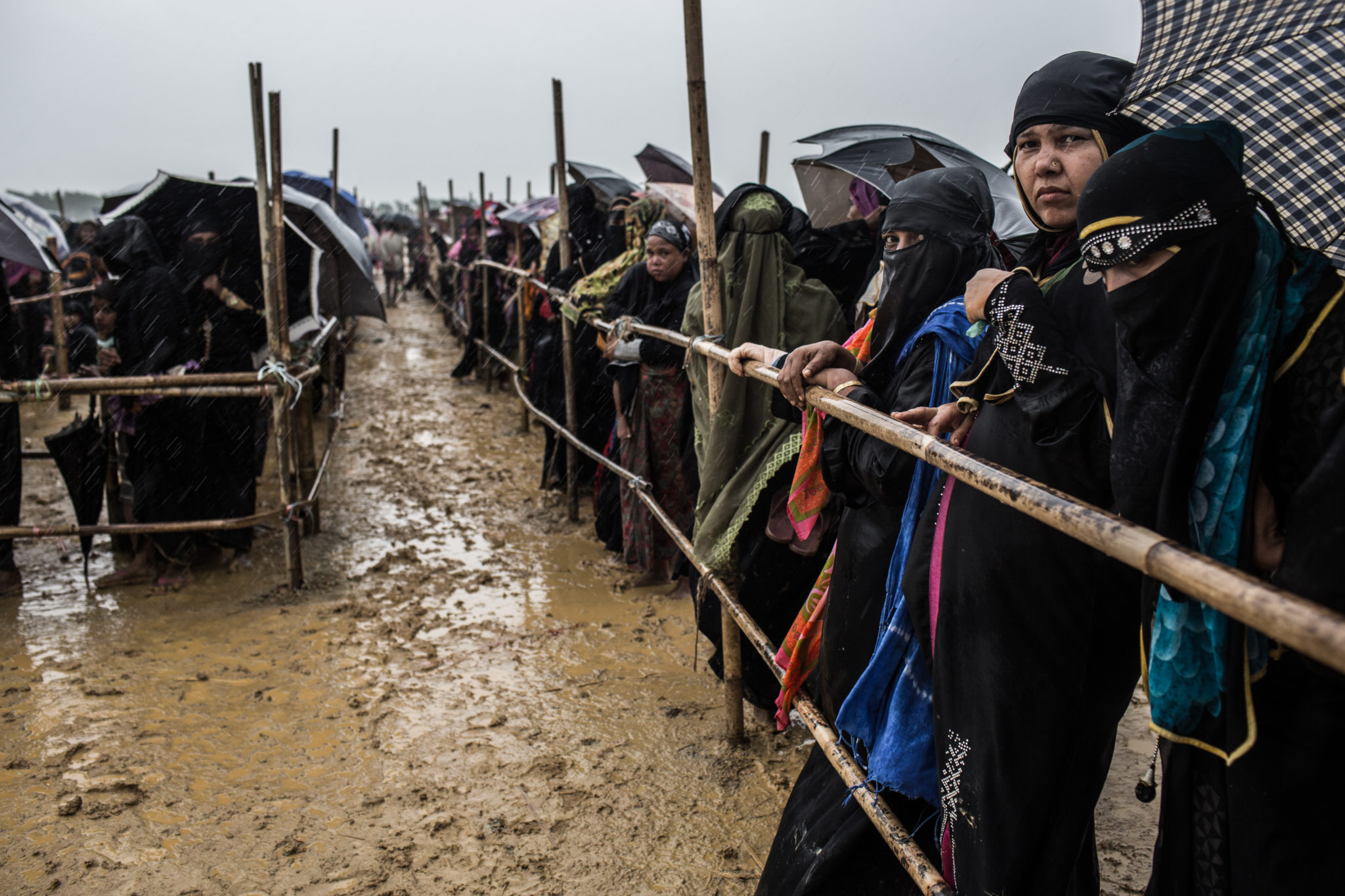 'My World Is Finished': Rohingya Targeted in Crimes against Humanity in Myanmar