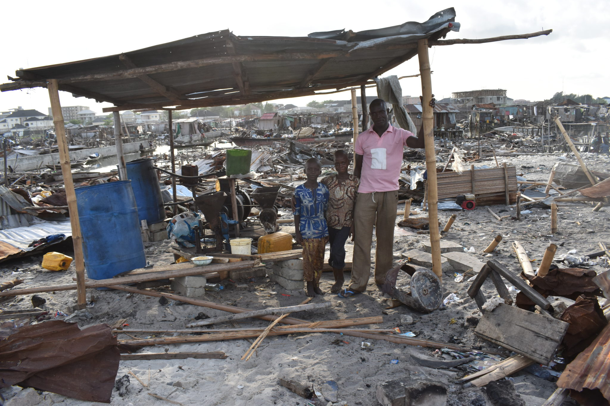 The human cost of a megacity: Forced evictions of the urban poor in Lagos