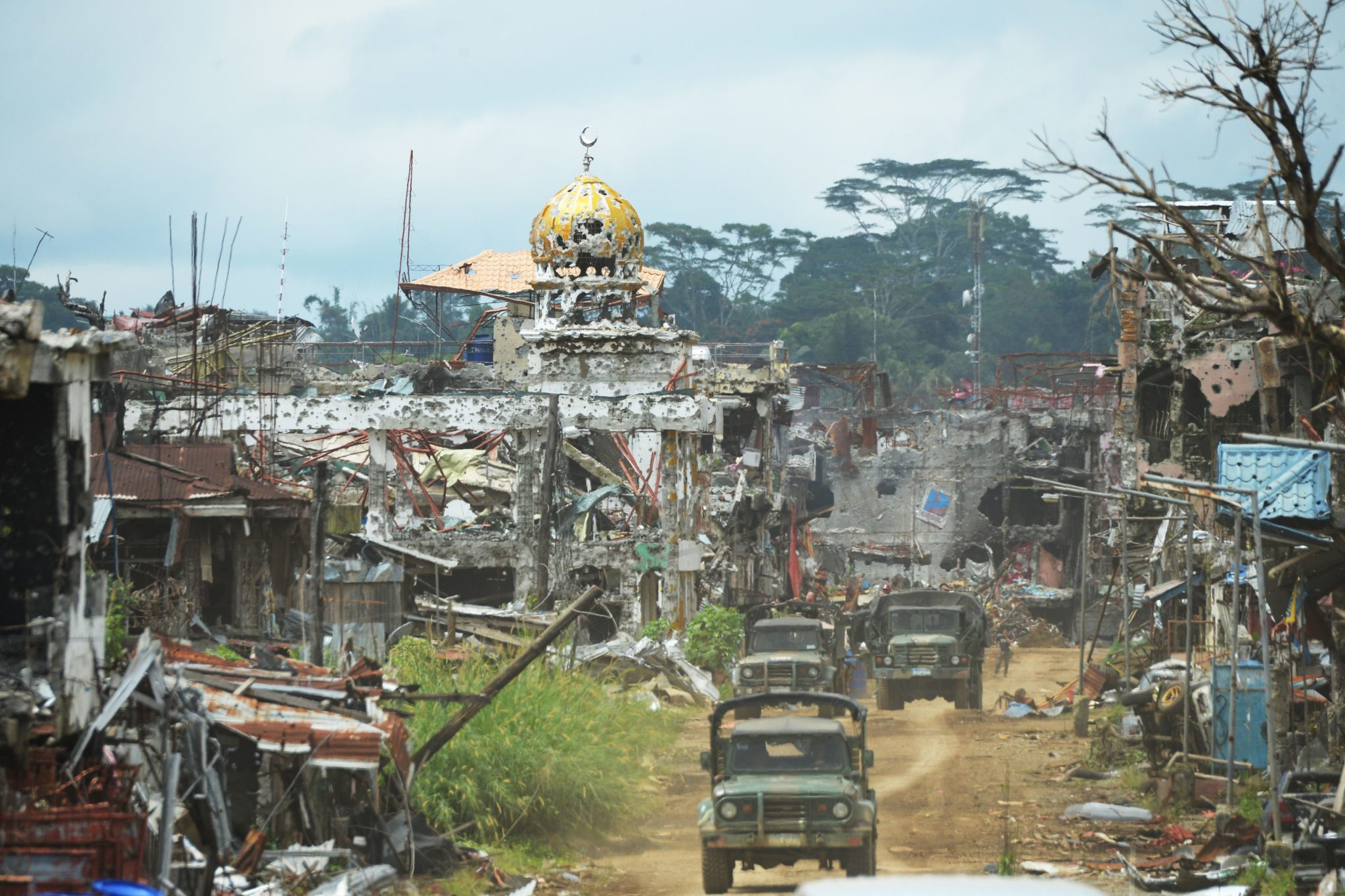 The 'Battle of Marawi': Death and destruction in the Philippines