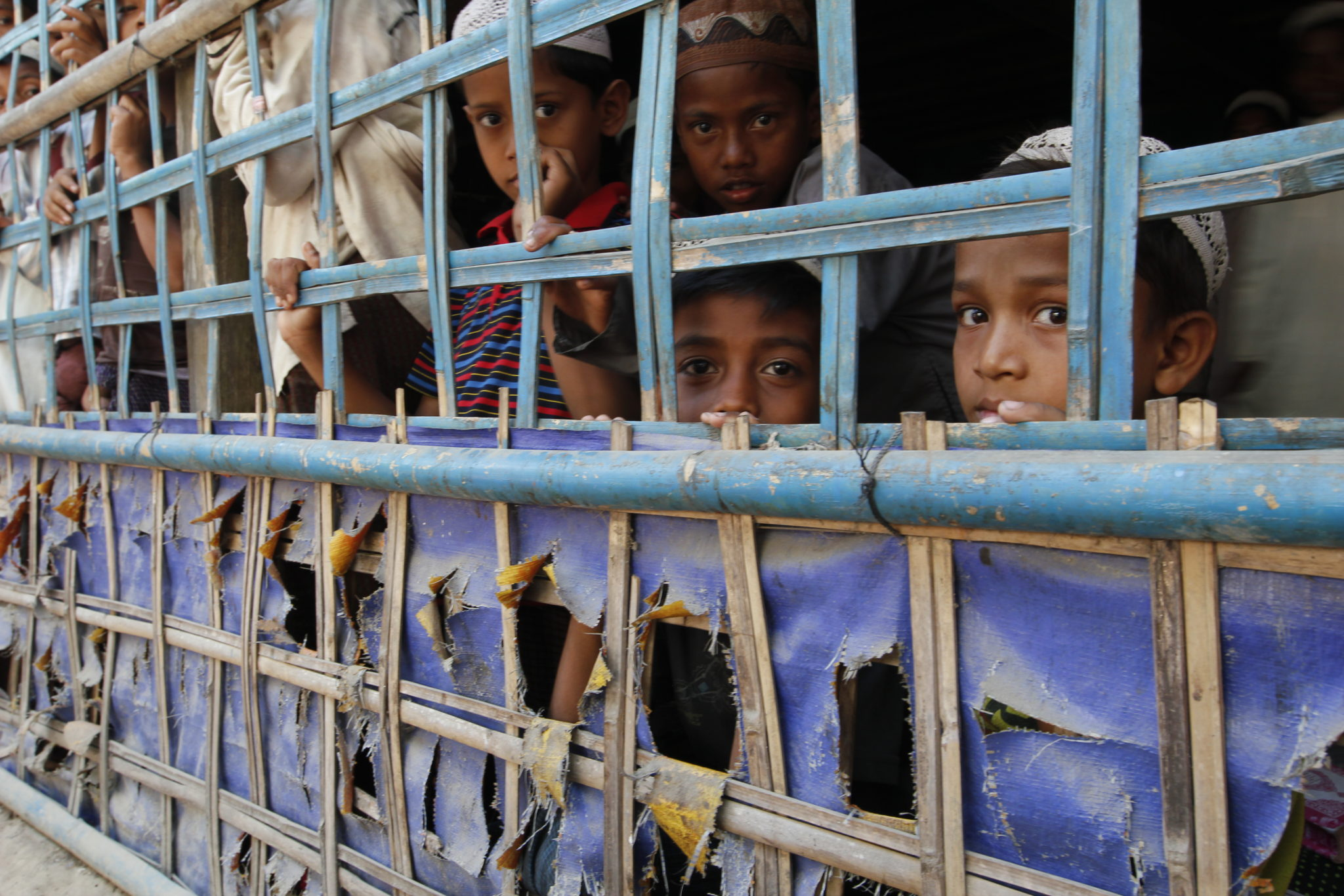 Caged without a Roof – Apartheid in Myanmar Rakhine State