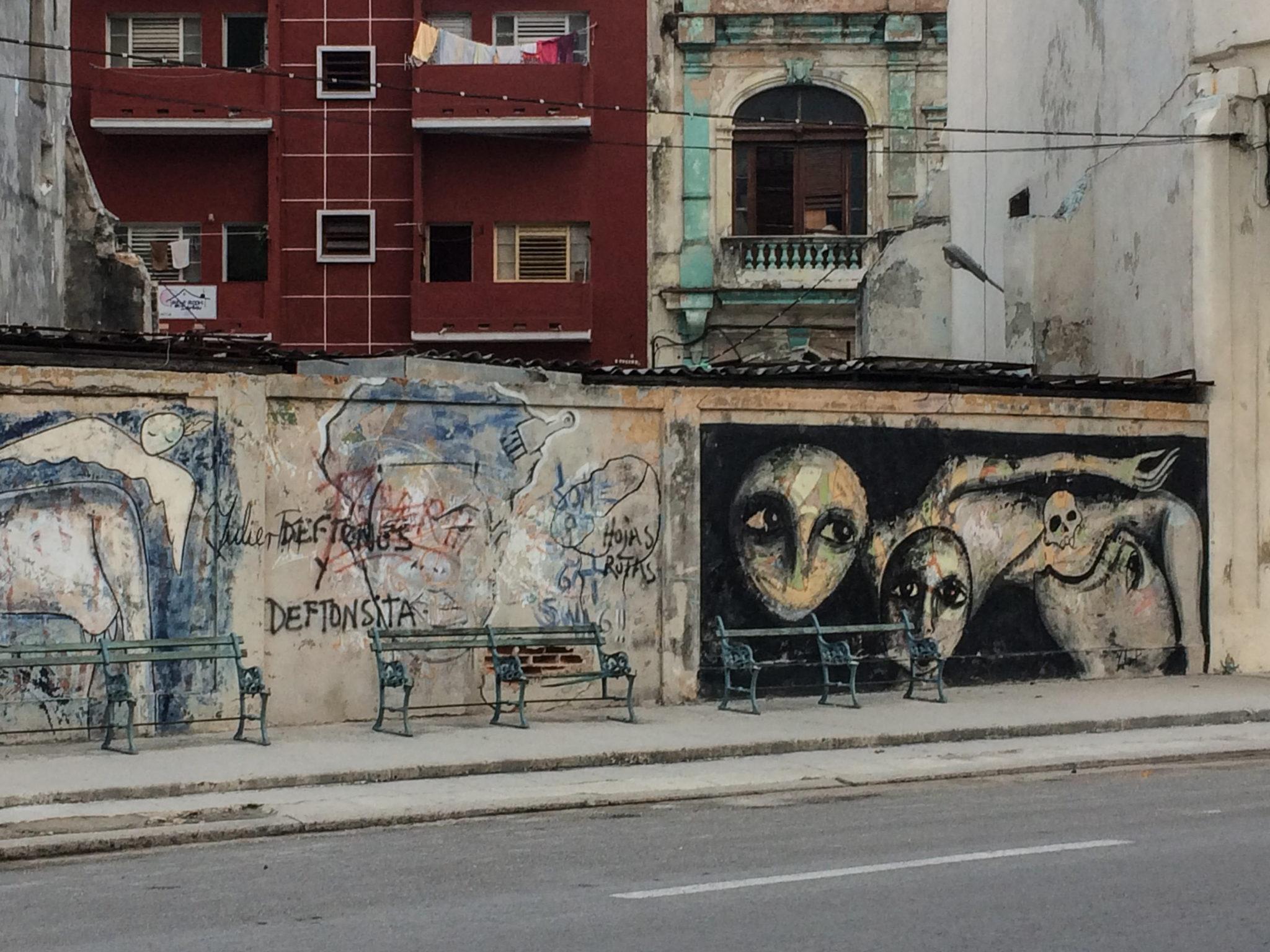 Cuba: Your mind is a prison