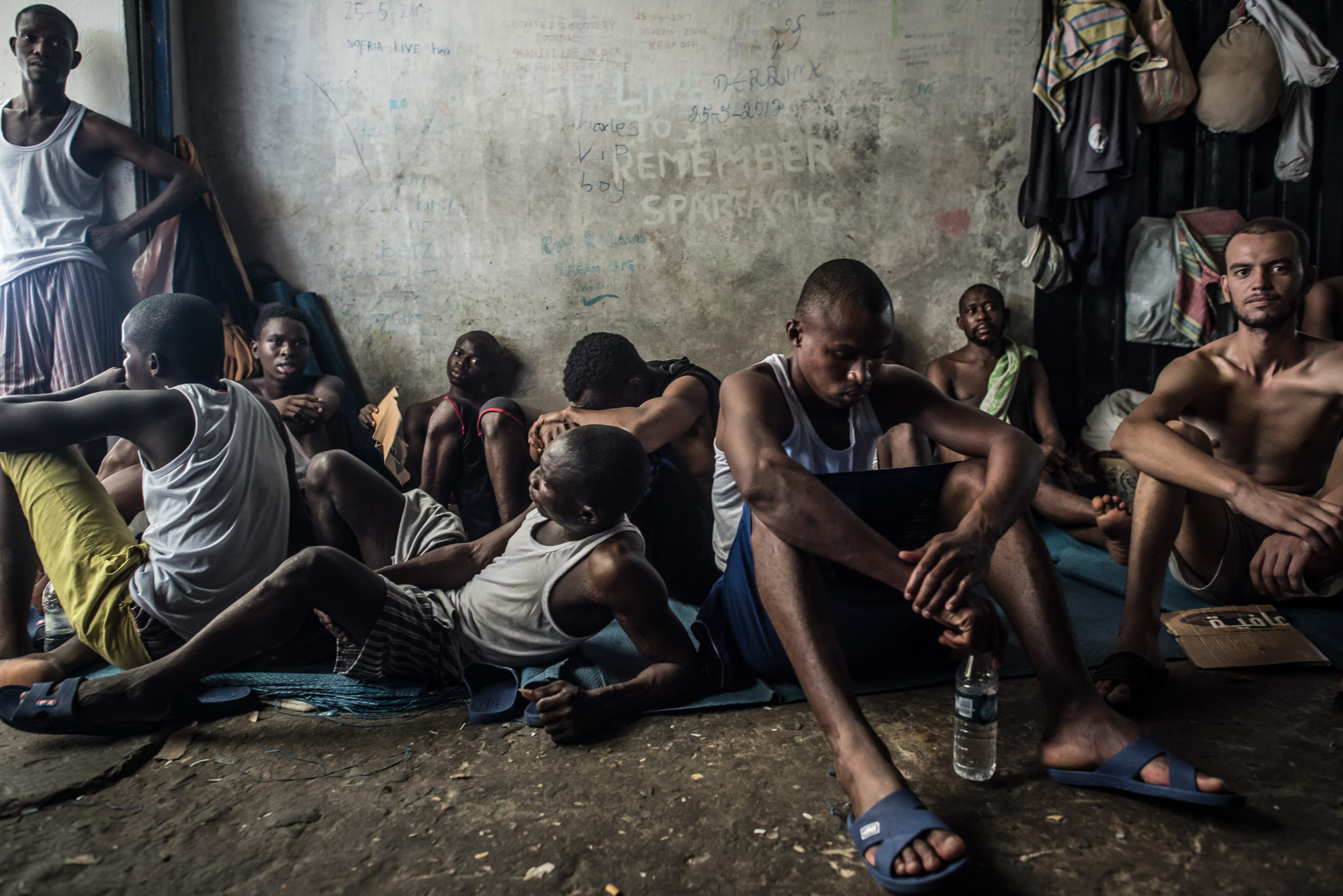 Urgent: stop the selling and detention of refugees and migrants in Libya