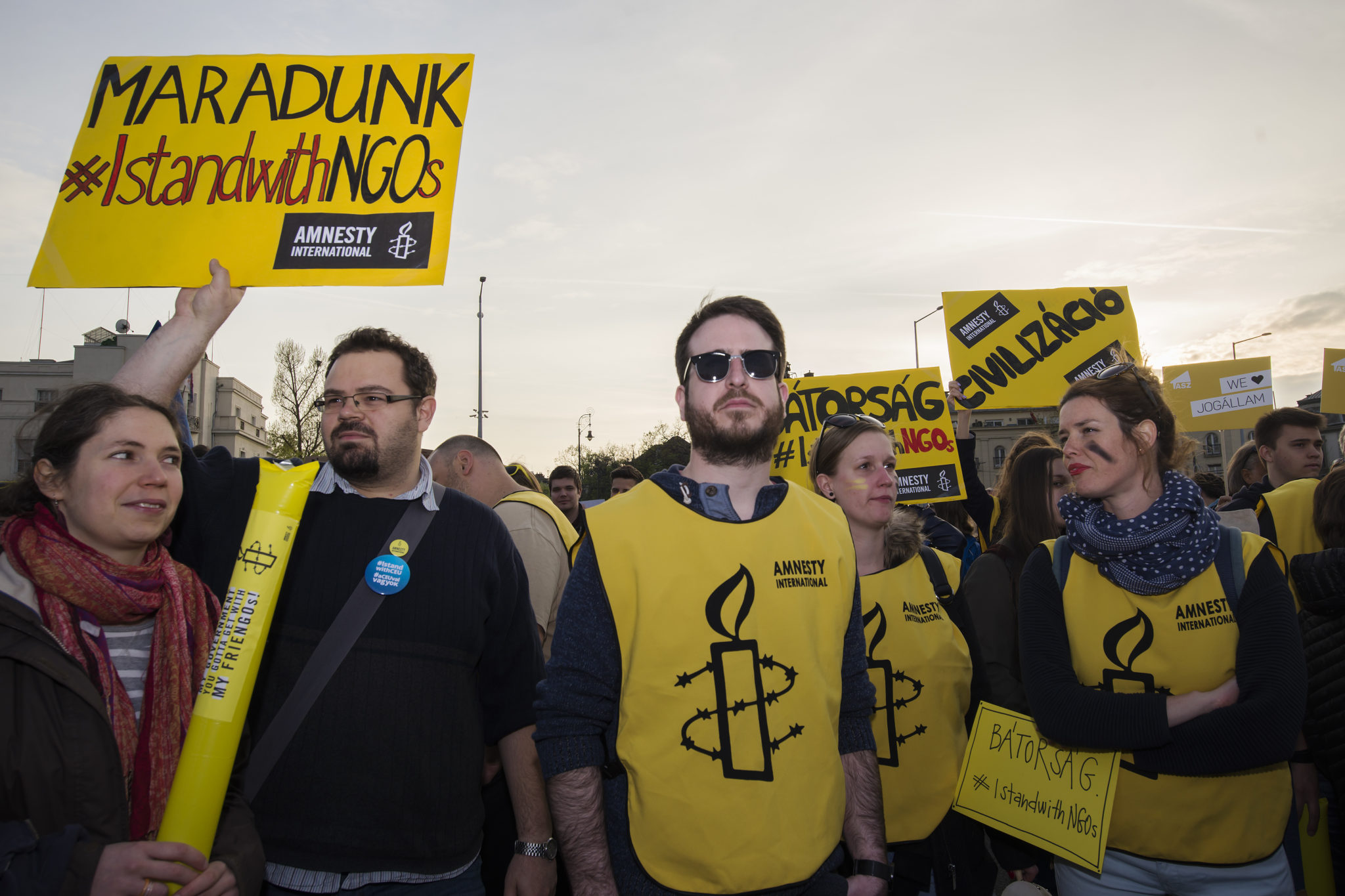 Hungary: Authorities must stop new attempt to choke civil society