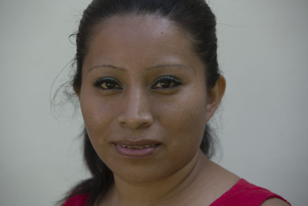 "Portrait of Teodora Vasquez at her prison in El Salvador. She had been sentenced for 30 years after having an stillbirth out of suspicions of having had an abortion.  In 2008, Teodora del Carmen Vásquez was sentenced to 30 years in prison for ""aggravated homicide"" after suffering a still-birth at work. Teodora, mother of an 11-year-old boy, was expecting a new baby when she started experiencing increasingly severe pain. She called the emergency services but her waters broke soon afterwards. She went into labour, and was unconscious when she gave birth.  When she came round, bleeding profusely, her baby was dead. Police at the scene handcuffed her and arrested her on suspicion of murder. Only then did they take her to hospital where she could get the urgent treatment she needed.  In El Salvador, women who miscarry or suffer a still-birth during pregnancy are routinely suspected of having had an ""abortion"". Abortion under any circumstance is a crime, even in cases of rape, incest, or where a woman's life is at risk. This makes women afraid to seek help with pregnancy-related problems, leading inevitably to more preventable deaths."