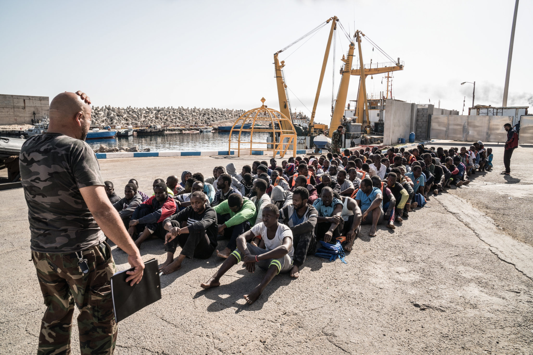 Libya: Shameful EU policies fuel surge in detention of migrants and refugees