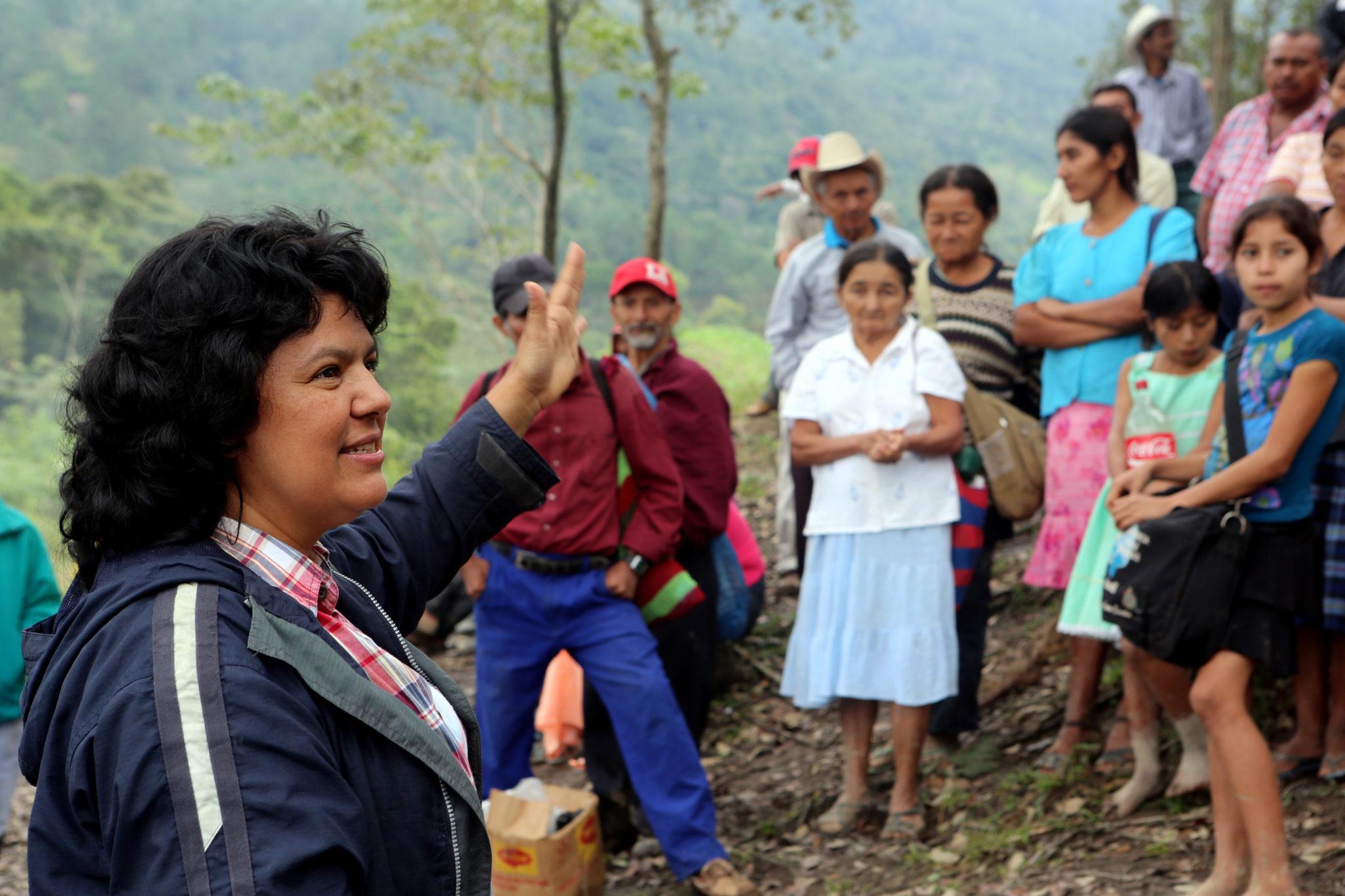 Justice for Berta