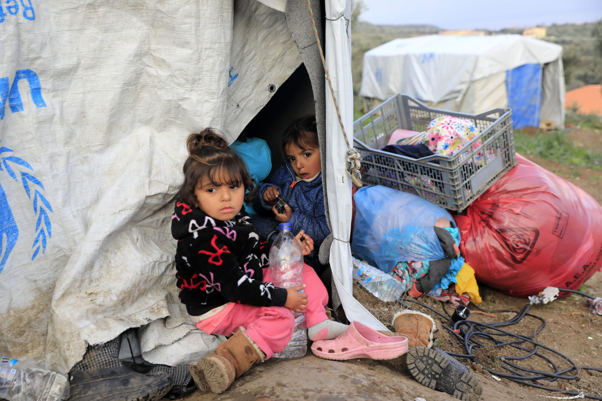 Tell the Greek Prime Minister that refugees deserve a future