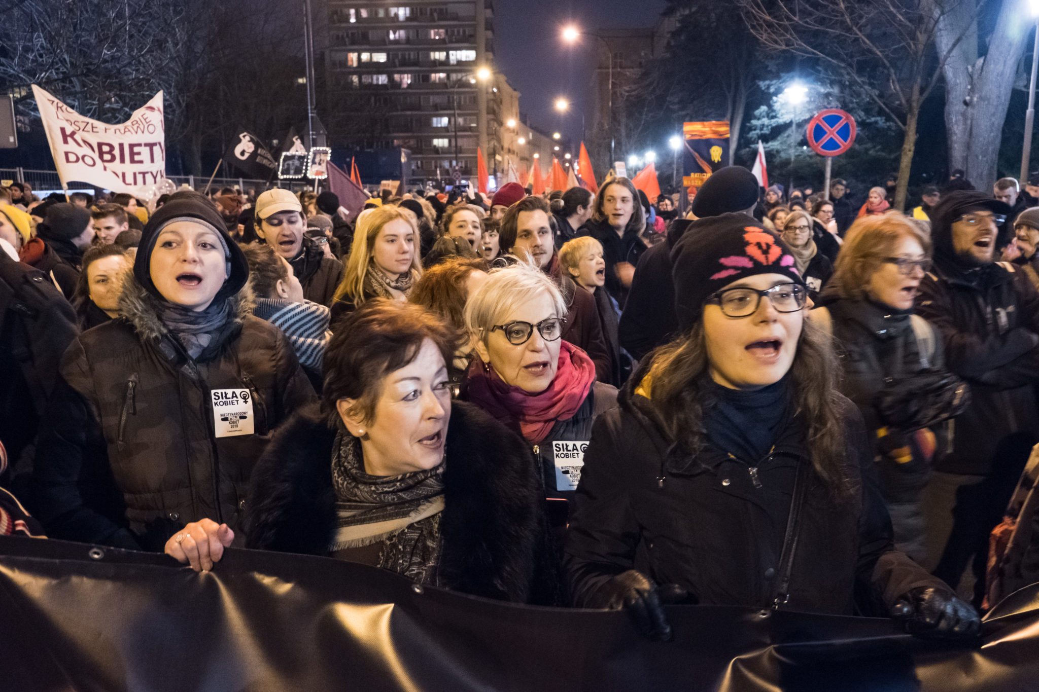 """Women in Poland: """"We need your support and we need it now!"""""""