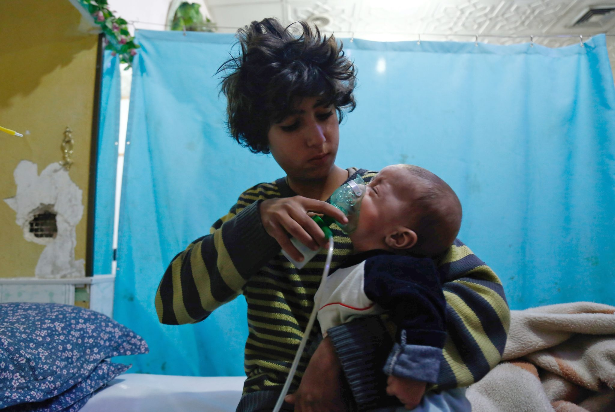 Syria: Block on Douma chemical attack investigation must be lifted immediately
