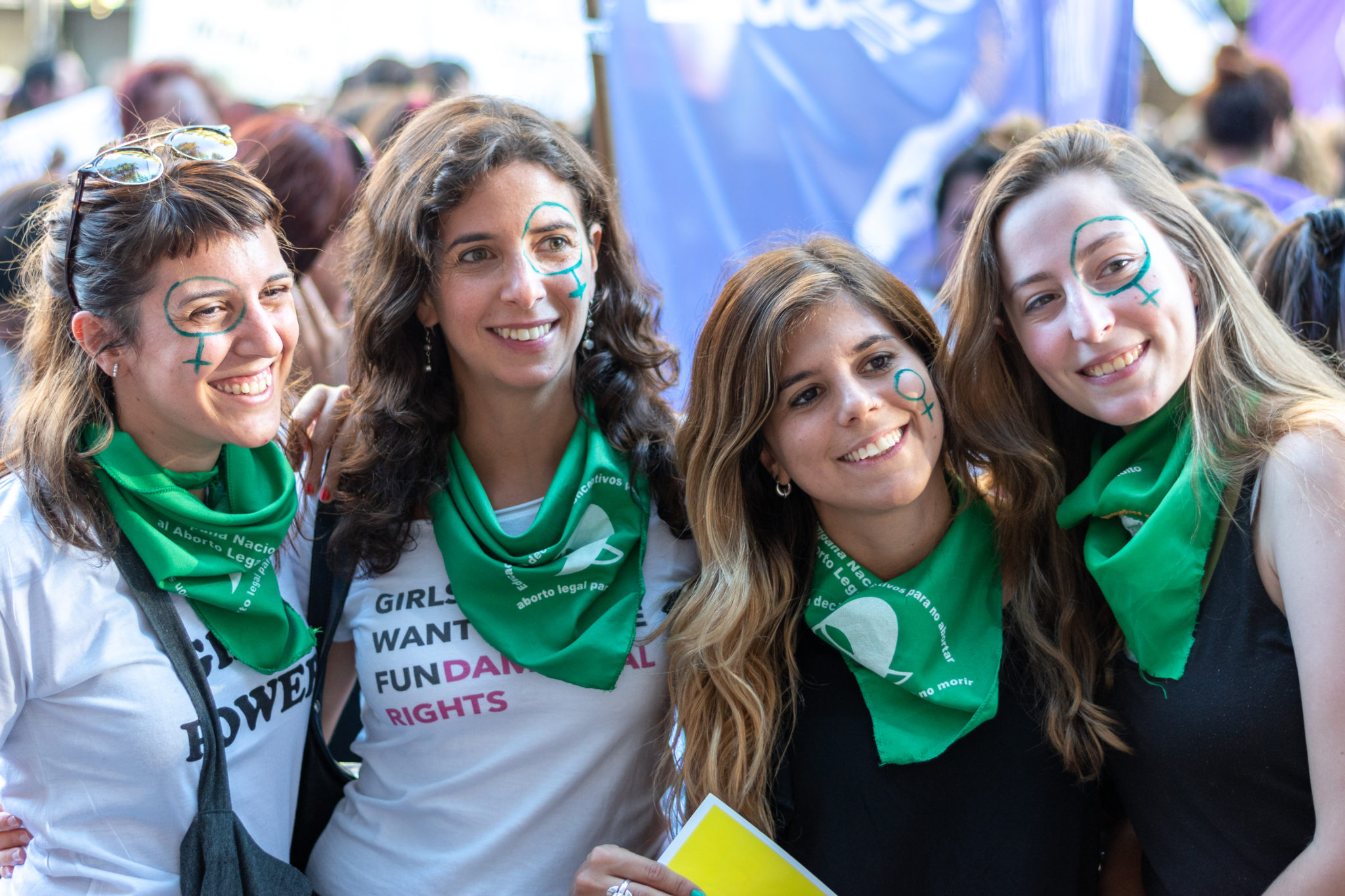 Argentina: First step to decriminalise abortion is historic for human rights