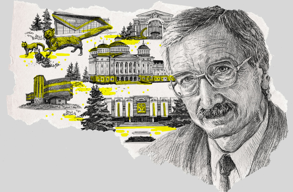 Vasiliy Guslyannikov, Saransk, Republic of Mordovia