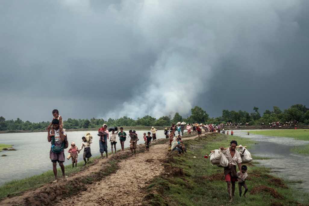 "Myanmar: ""We will destroy everything"": Military responsibility for crimes against humanity in Rakhine state"