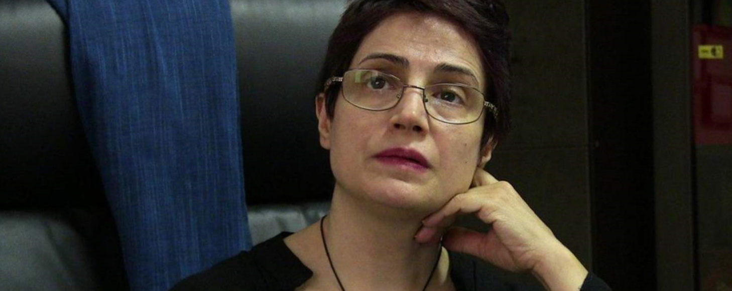 Iran: Arrest of prominent human rights lawyer Nasrin Sotoudeh is an outrage