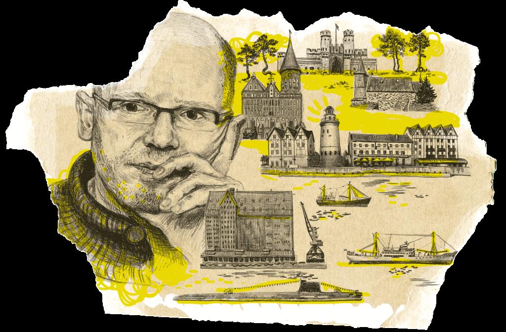 Igor Rudnikov, Kaliningrad, Kaliningrad Region