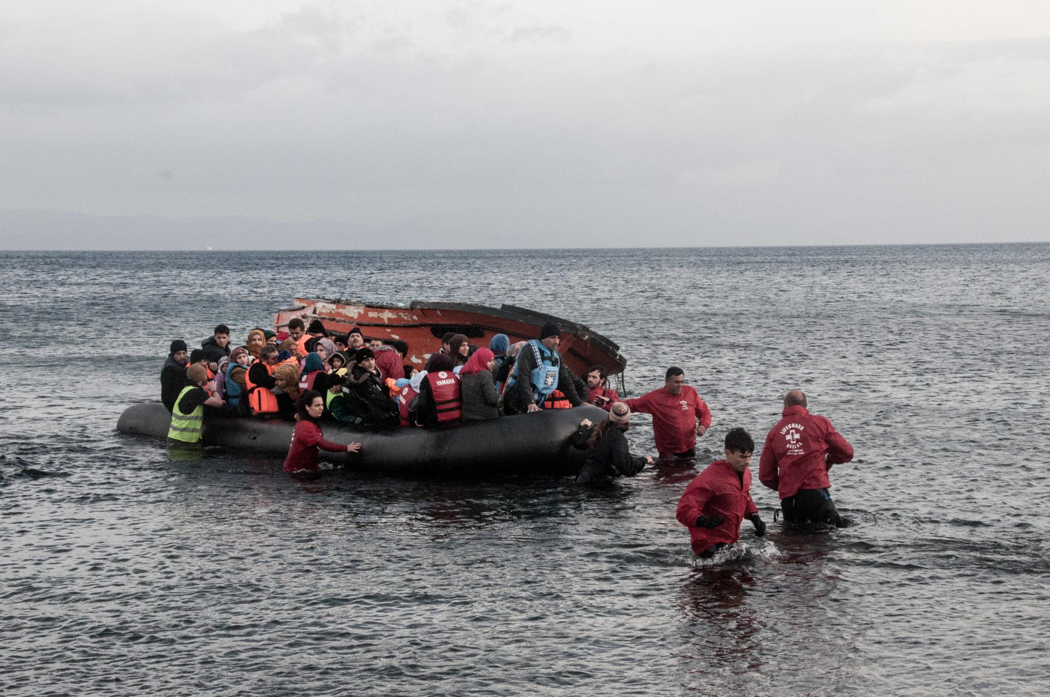 EU: Commission proposals risk a dangerous expansion of failed migration policies