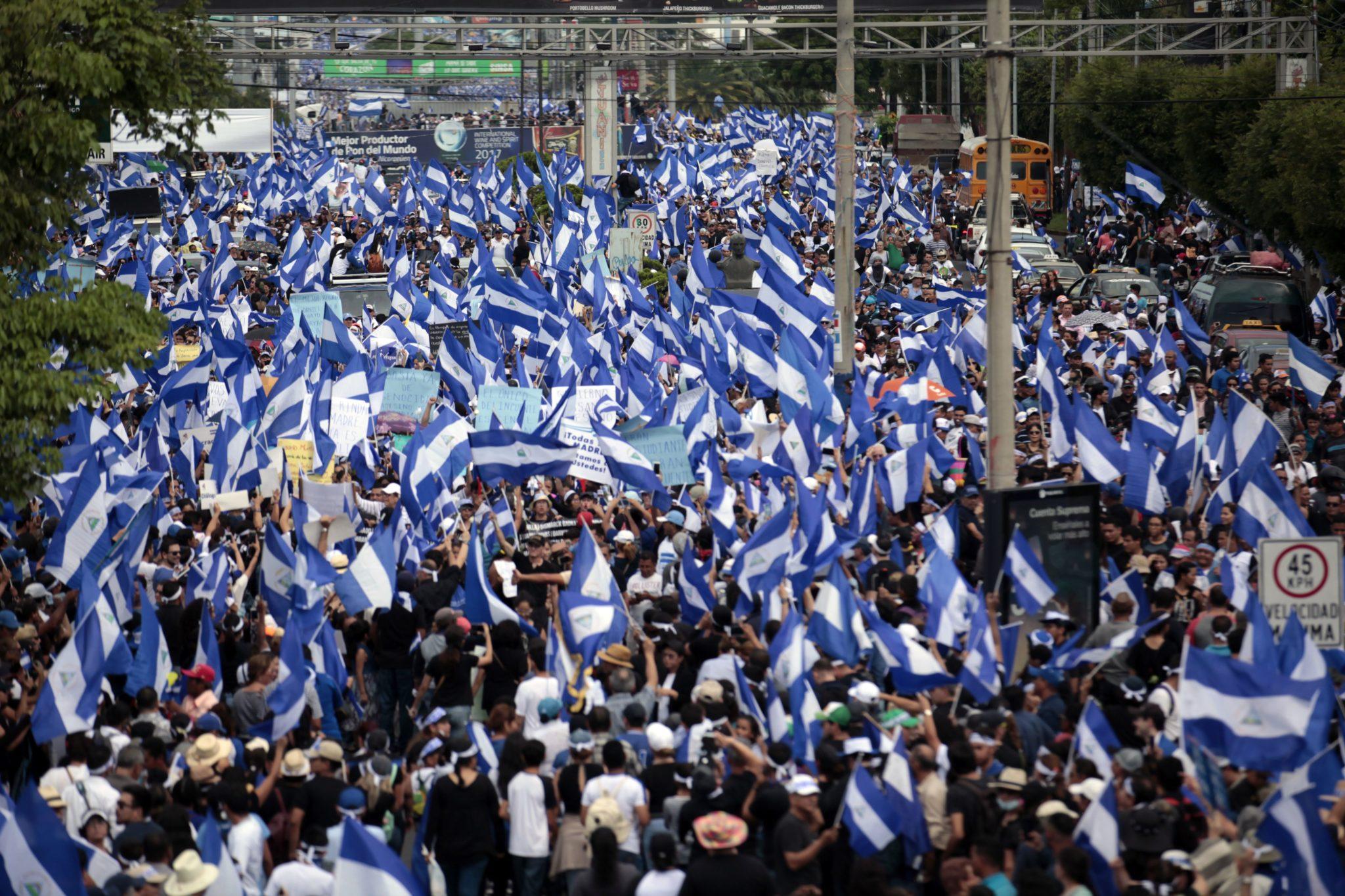 Urgent Action: Nicaragua stop violently repressing demonstrations