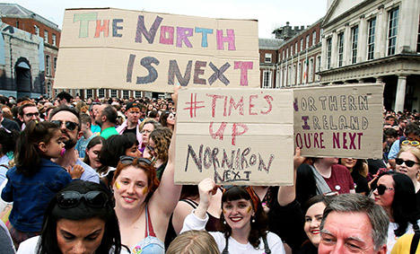 Northern Ireland: High Court abortion case could find UK in breach of human rights commitments
