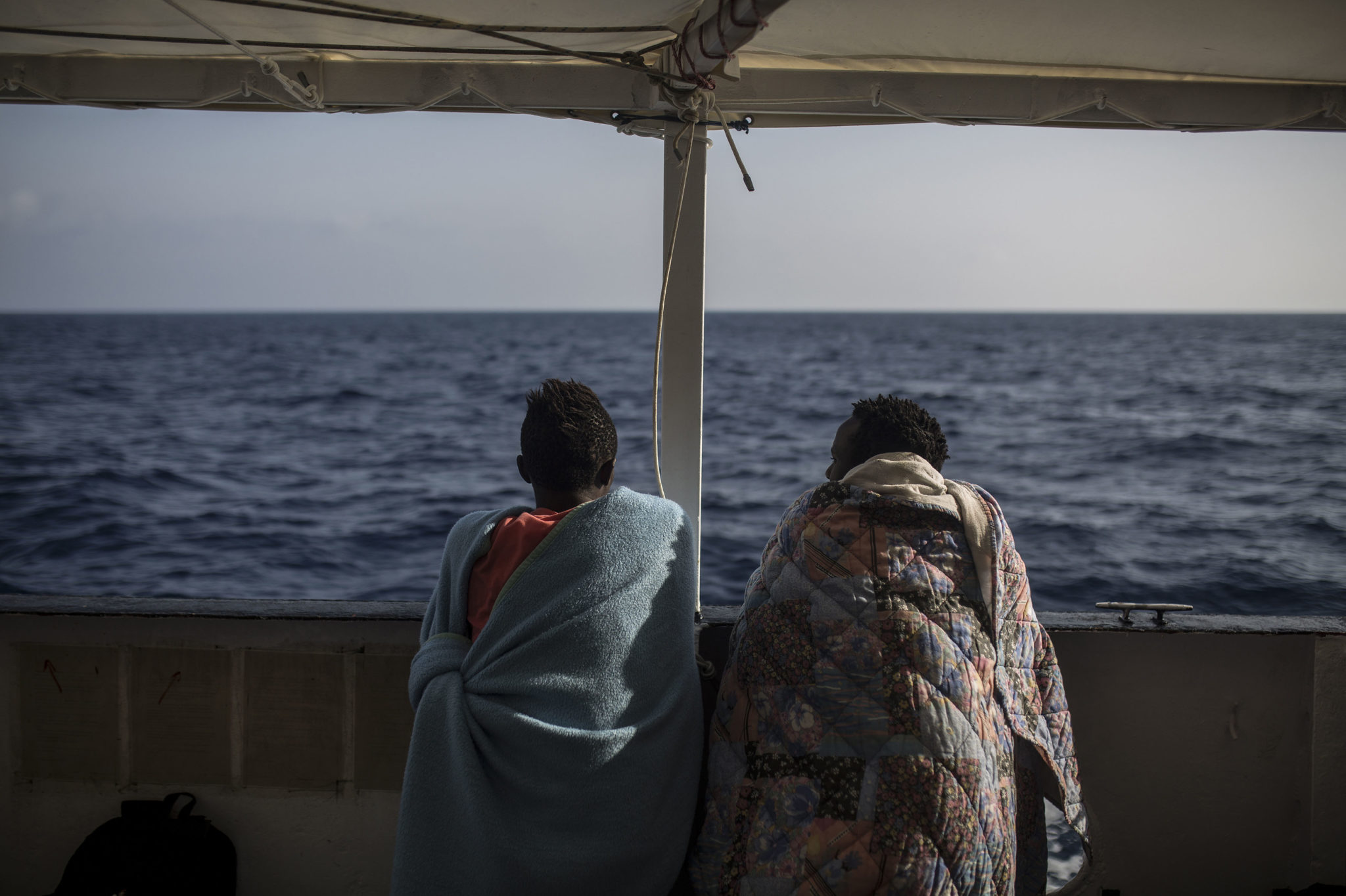 "EU: ""Dangerous and cruel spectacle"" must spur action to save lives at sea"